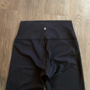 lululemon wunder under 7/8 leggings
